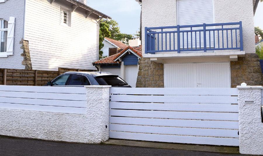 Les garanties PVC pour les produits en aluminium côté portail