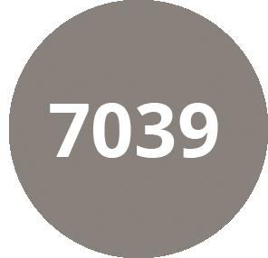 Gris quartz - RAL 7039