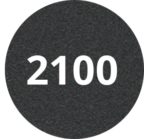 Noir sablé - RAL 2100